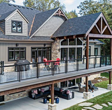 custom build your home with Jeffery Homes