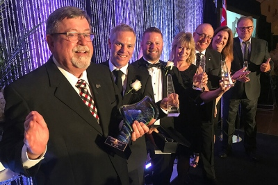2018 Business Excellence Award Winners